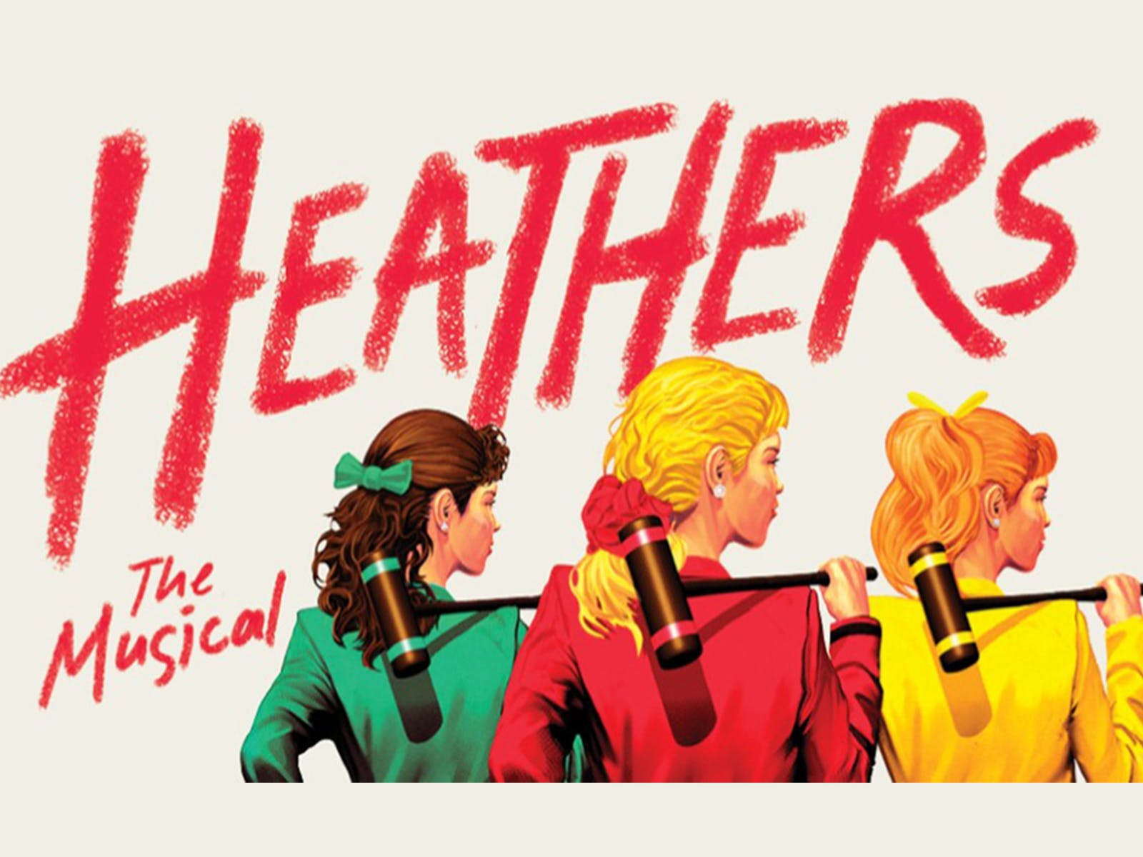 Heathers The Musical School Edition