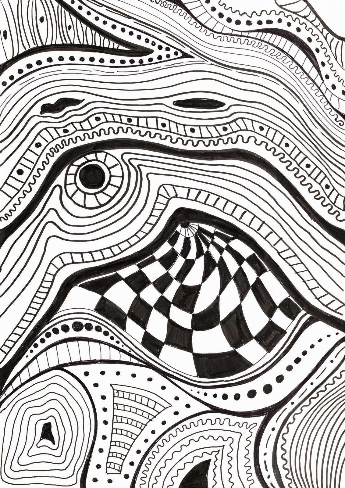 Introduction to Pen and Ink (TEENS)